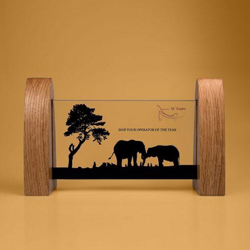 acrylic window award