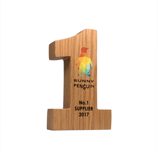 real wood block awards complex number1